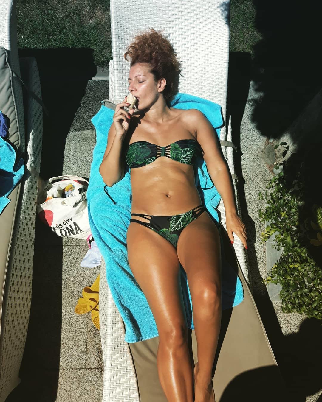 Юлия Коган: Мороженка и солнце,лучшее сочетание