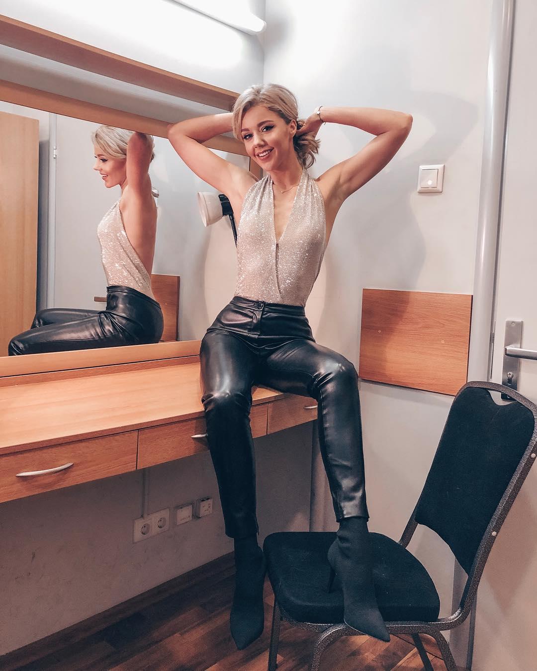 Юлианна Караулова: Какая лучше?