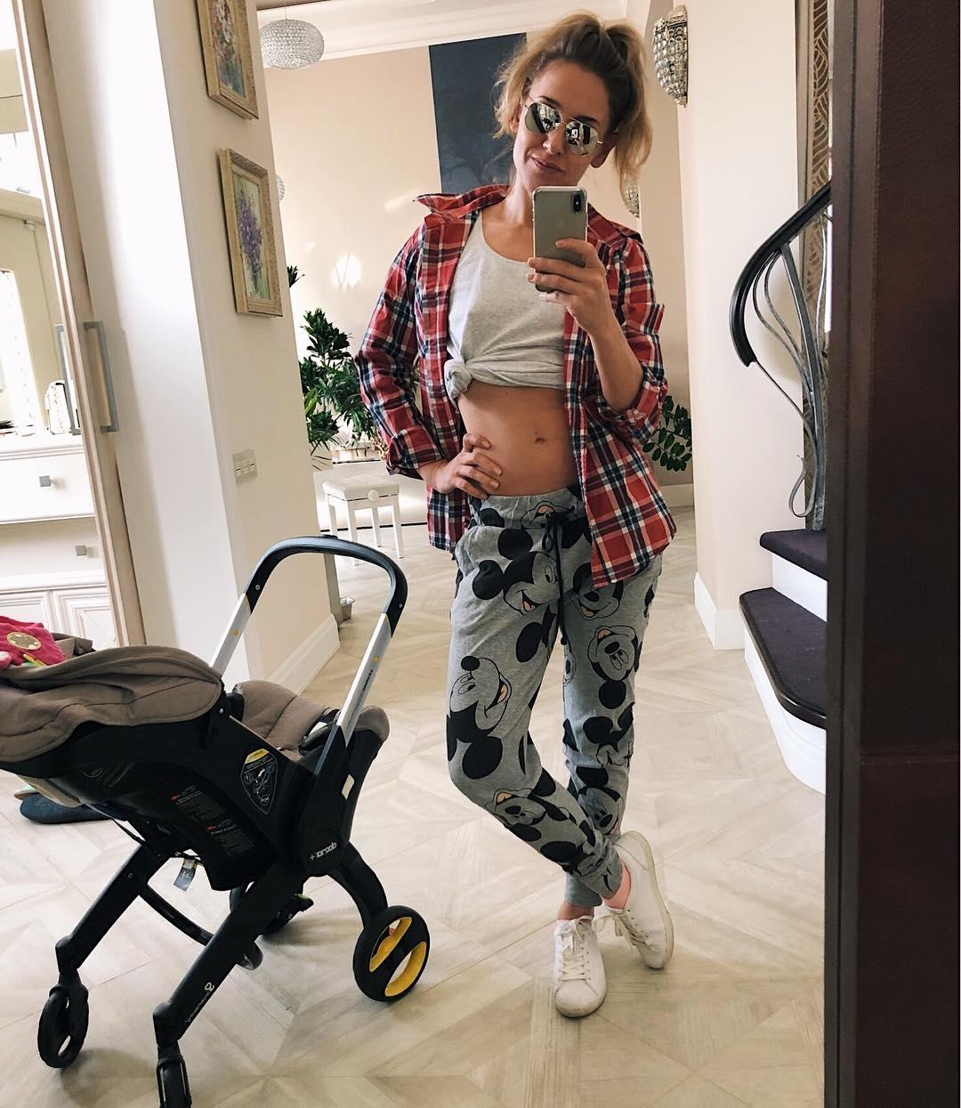 Юлия Ковальчук: Мамская мода она такая... странная  #юлияковальчук #когдамееянеттут #ямама #24часа