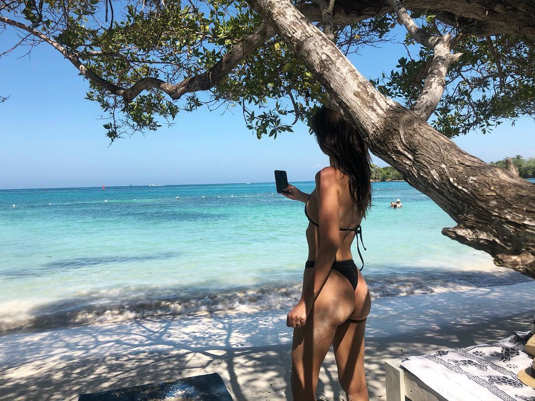 Эмили Ратаковски: Xmas paradise