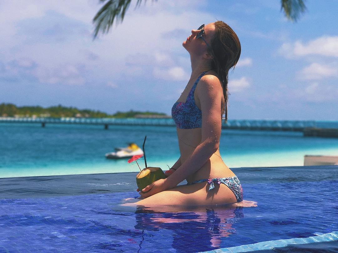 Юлианна Караулова: Океан внутри. Океан снаружи   #ConradMaldives #StayInspired