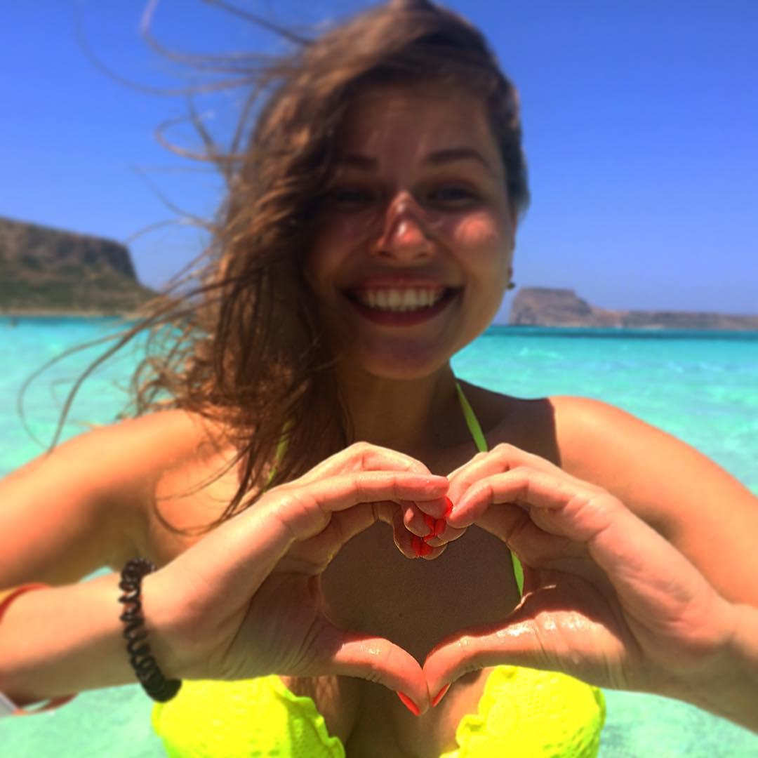Юлия Топольницкая: Хочу обратно...    заберите меня на море Крит-это #wesovpali #осторожнополиция #чудоотдых #подружкижиружки #проклятьедеда #гавгавгав #няняня #Blaaad #асфоткайменятипоянезналачтотыфоткаешь #starbeach Крит это моя новая