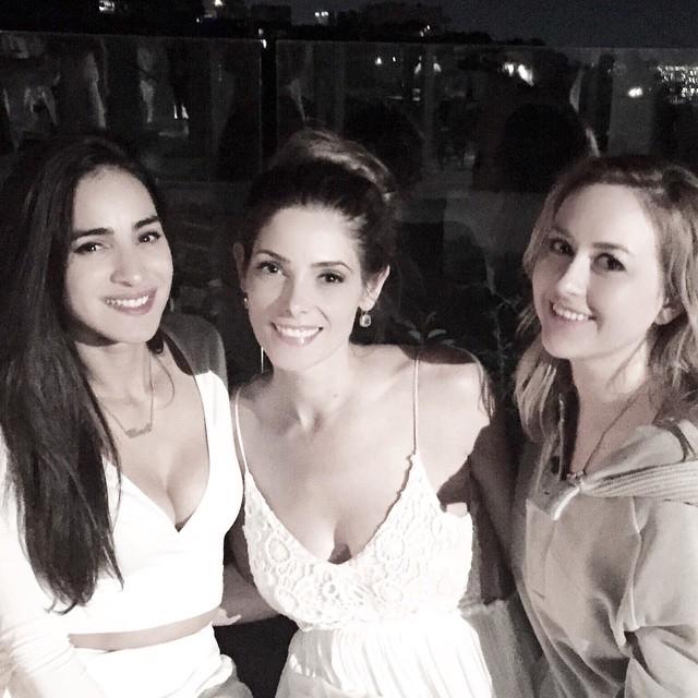 Эшли Грин: Love these ladies. @quesocabesakt4 @cheriealexandra