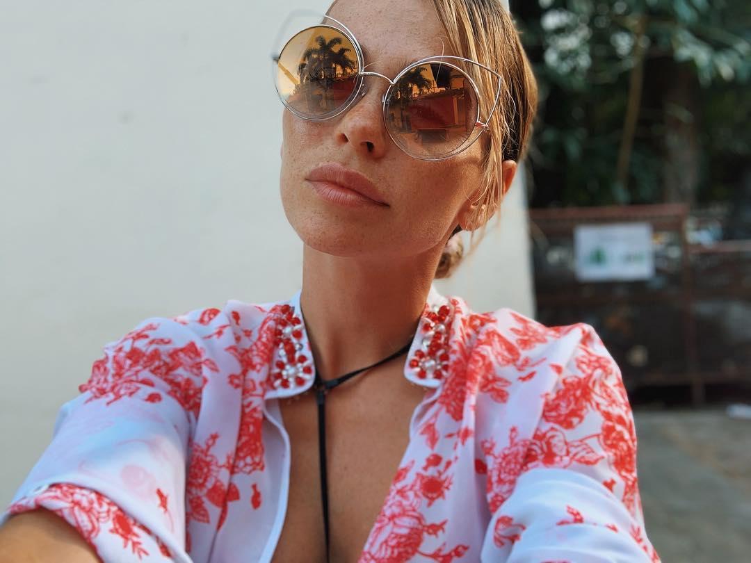 Анна Хилькевич: Пока на моем лице становится все больше и больше веснушек... в регионах родины начался полуфинал Лидеров России