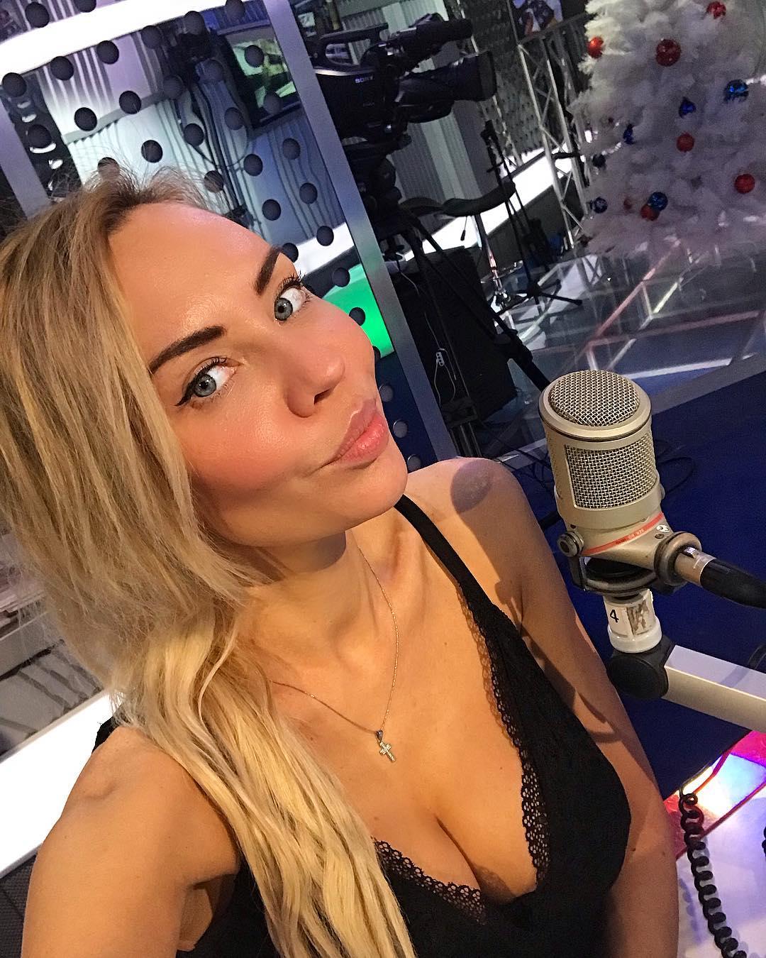 Елена Абитаева: Началась веселая эфирная страда  #onair
