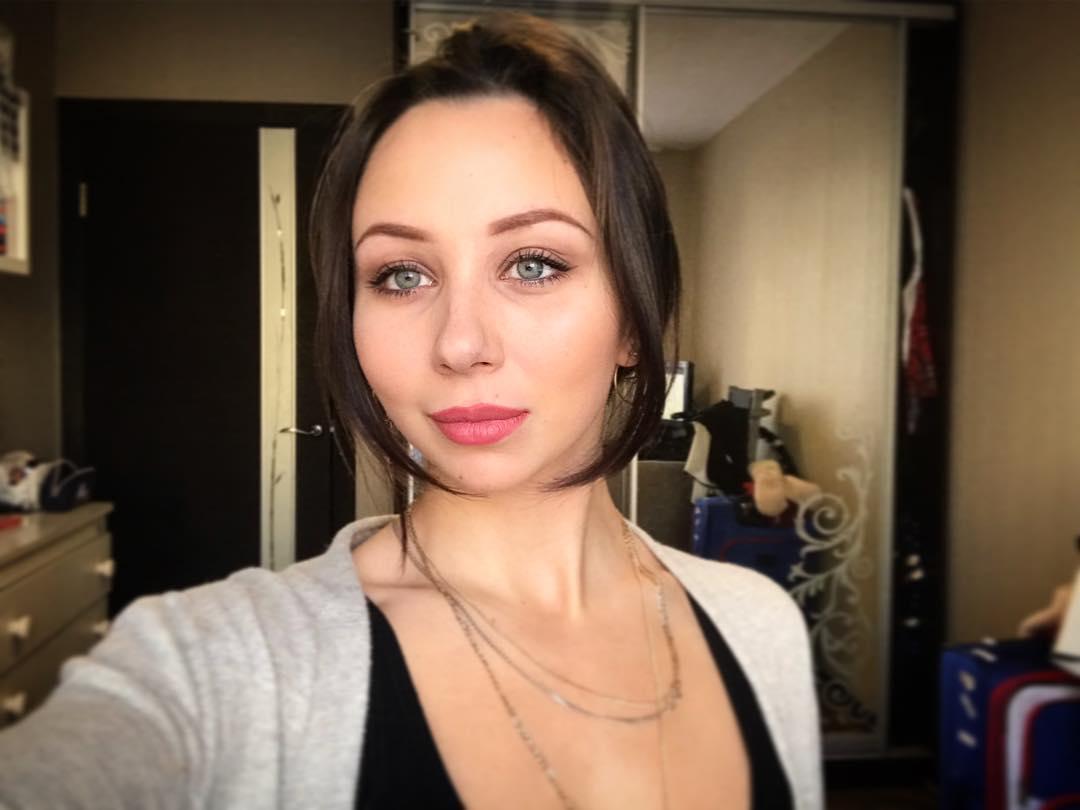 Елизавета Туктамышева Голая