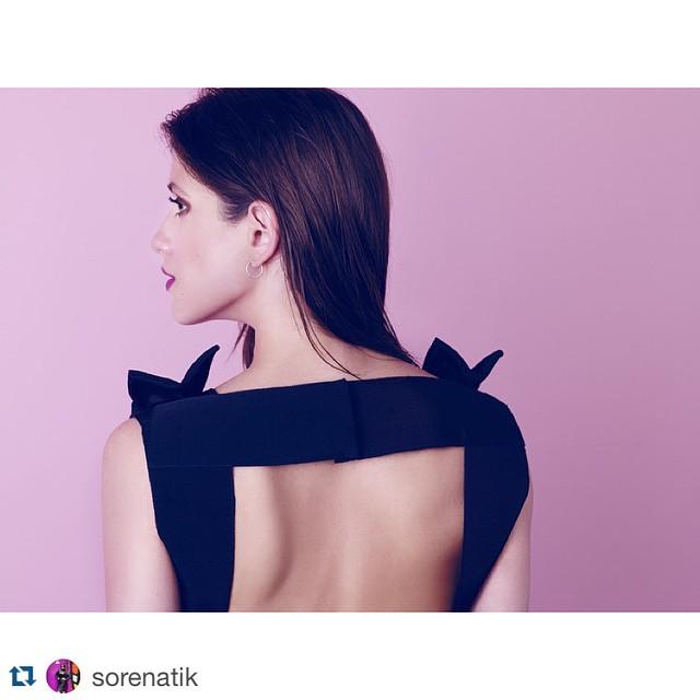 Анна Чиповская: #Repost @sorenatik with @repostapp.???Coming soon.... #ellerussia #queenofhearts @chi_pa in #prada