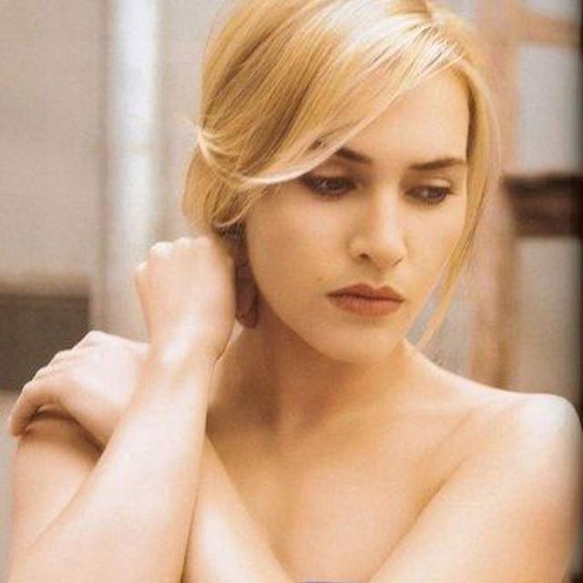 Кейт Уинслет: #katewinslet #blonde