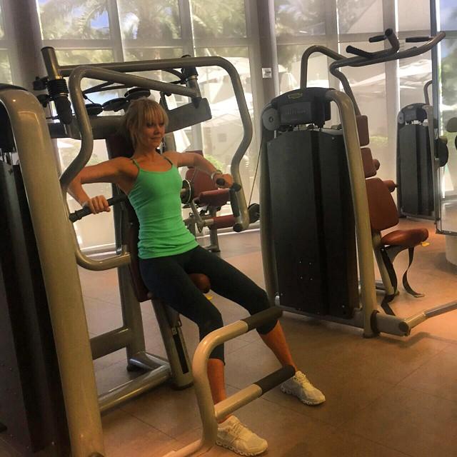 Валерия: Регулярный фитнес- это инвестиция в собственное здоровье. Не скупитесь!!!!!
