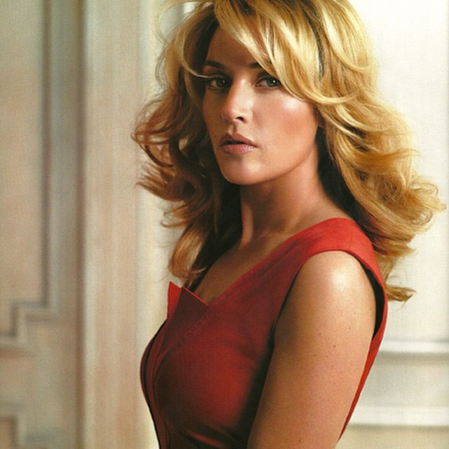 Кейт Уинслет: #katewinslet for #vogue #magazine #model #beauty #queen #actress #british