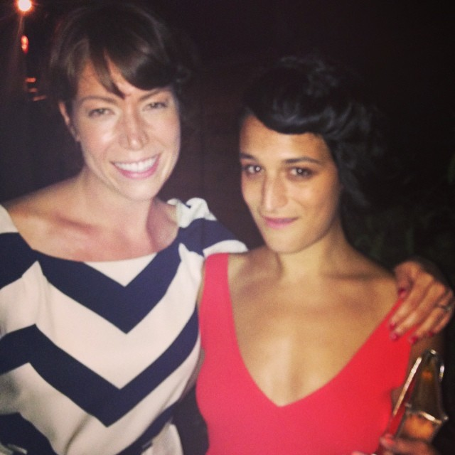 Дженни Слейт: PARTY WOMEN @juliallangbein