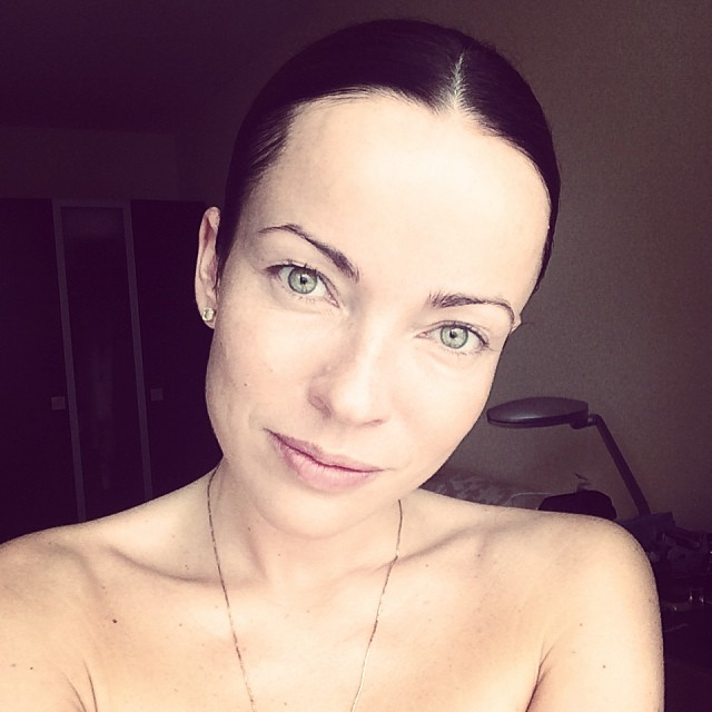 Ольга Зайцева: No make up.. Just love inside!!  and everyday.. Not just today..   #love #instapic #me #myday
