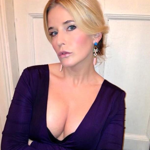 Татьяна Арно: Платье синее#человекгода#gq