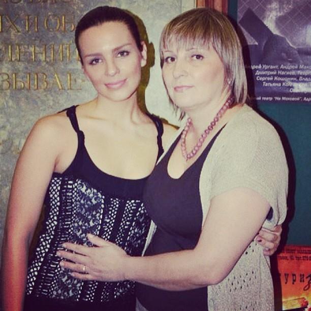 Ксения Лукьянчикова: #maman
