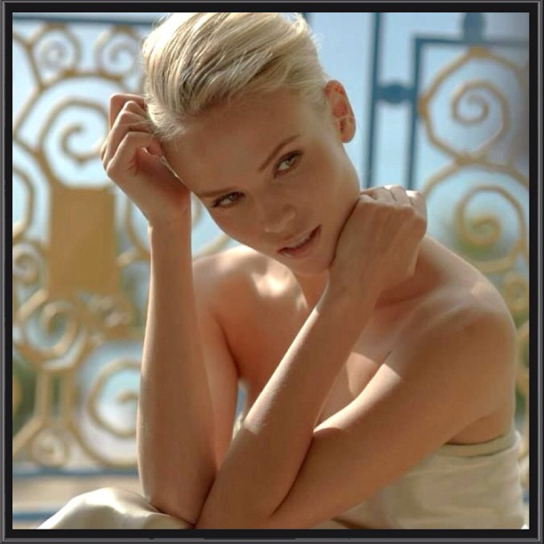 Наташа Поли: Remembering Amazing Time On L'Oreal Set For Nutri-Gold Face Cream TV Commertial In Cannes