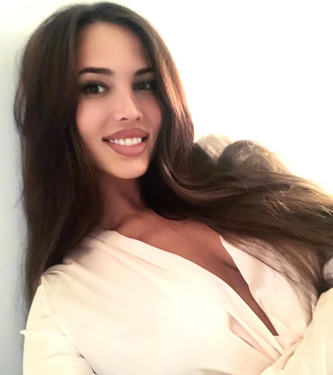 Анастасия Решетова: Вам тут улыбка на всякий случай