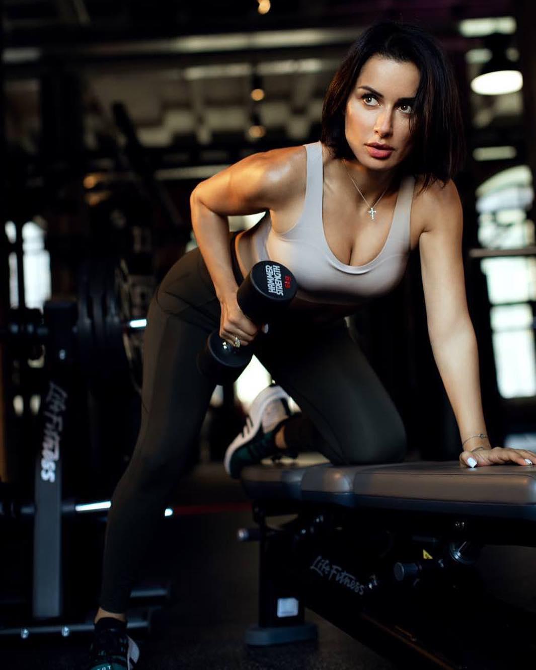 Тина Канделаки: Воля тренироваться куда важнее воли победить.
