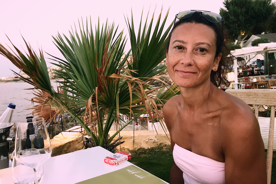Элла Пернелл: Smell ya later Crete, ya beaut