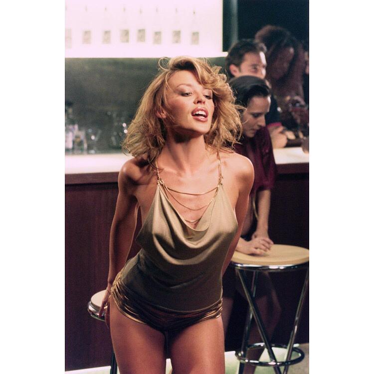 Кайли Миноуг: Yeah... busy! #KylieGoldenYears