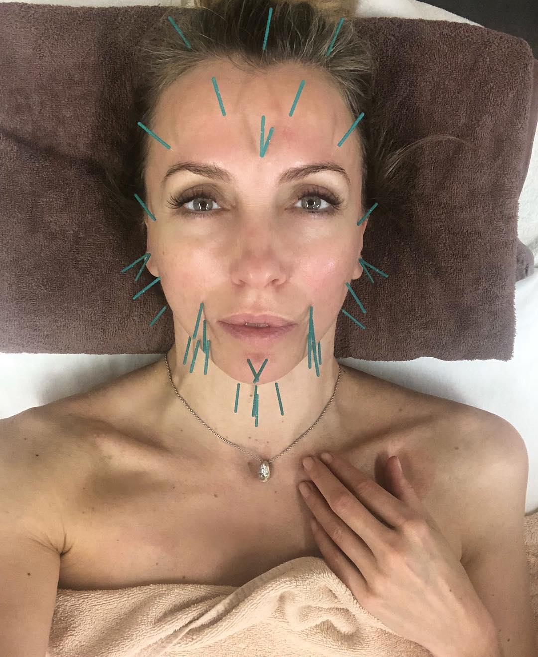 Светлана Бондарчук: Волшебство в @burobeauty       #займемсякрасотой