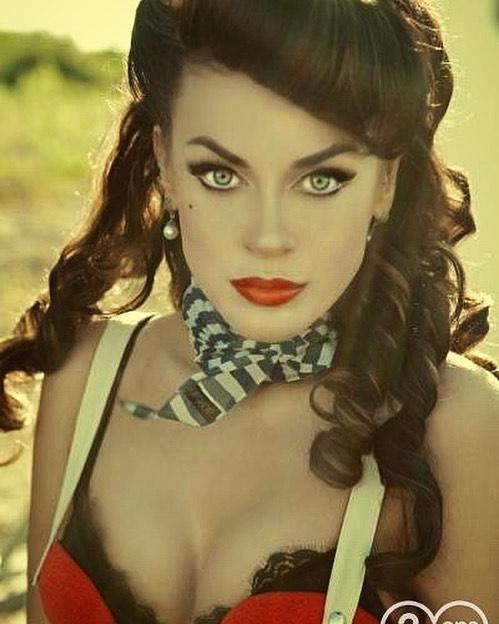 Таня Терешина: Поцелуй начинается с глаз, независимо от расстояний   #western