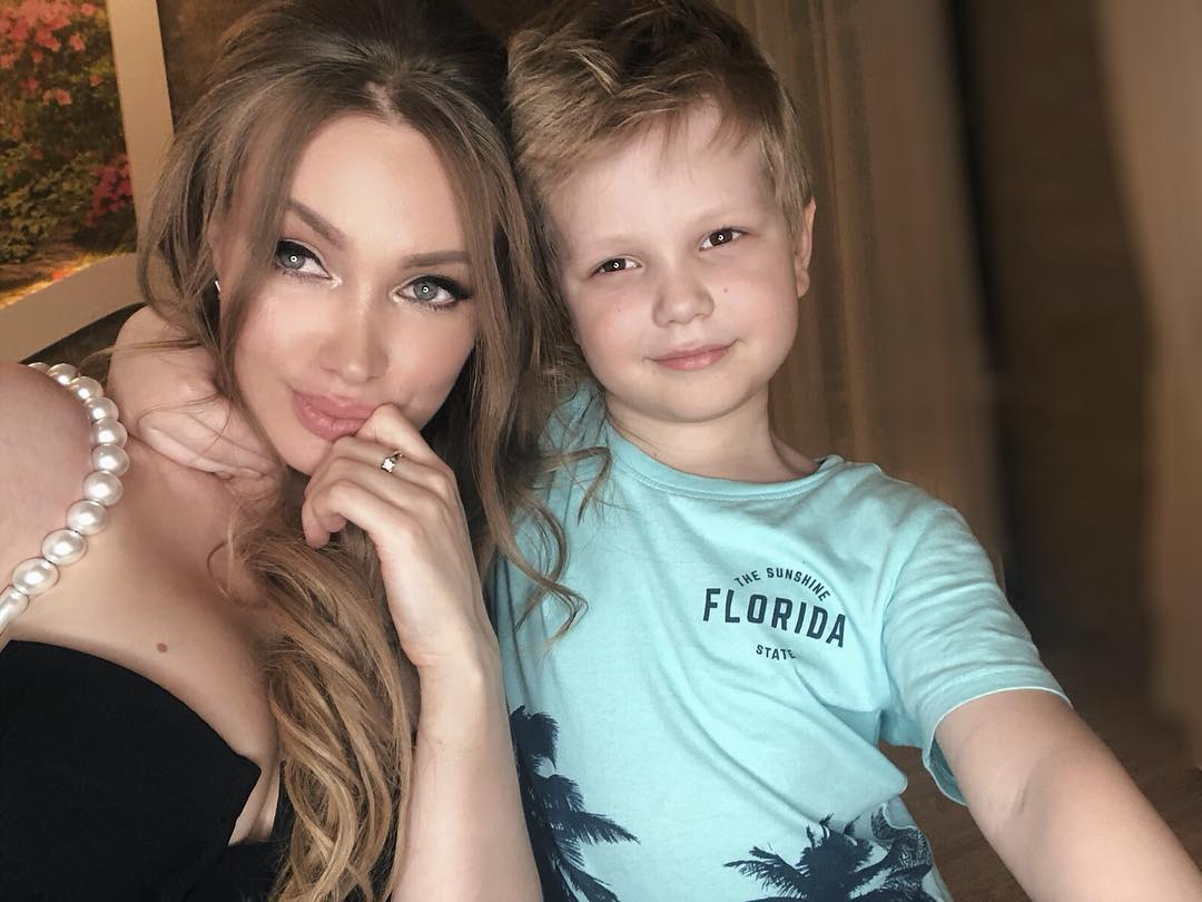 Евгения Феофилактова: Мой любимый   @daniel.gusev #feofilaktovaevgeniya #danielgusev #myson #mybaby #mylove #myfamily #happy
