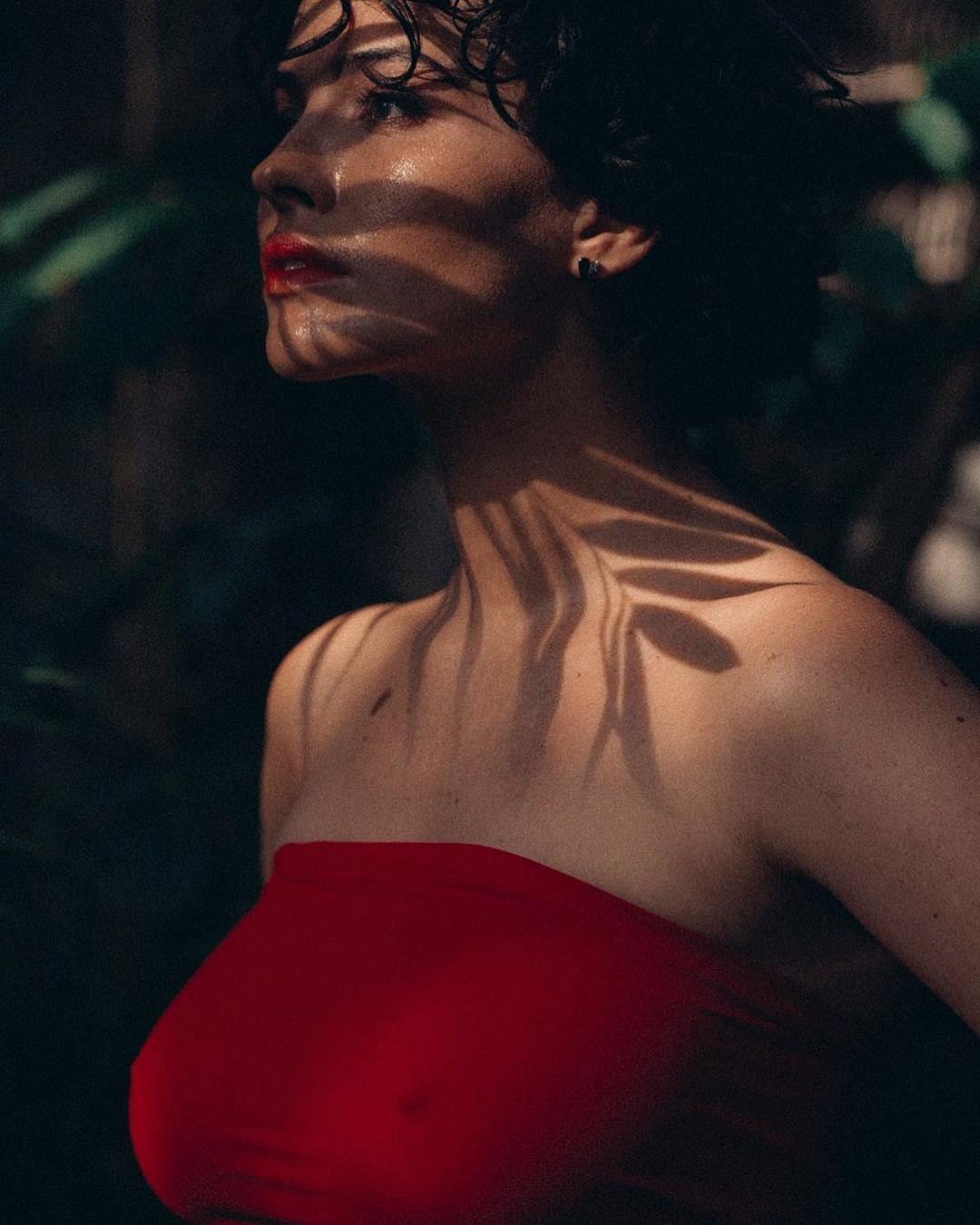 Даша Астафьева: #photo by @martasyrko #mua @ivannamamchuk @wolford