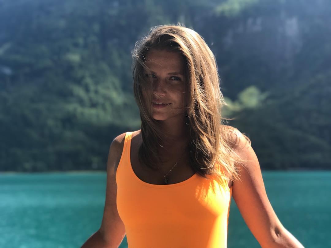 Юлия Топольницкая: Где-то в Швейцарии...  #minitrip