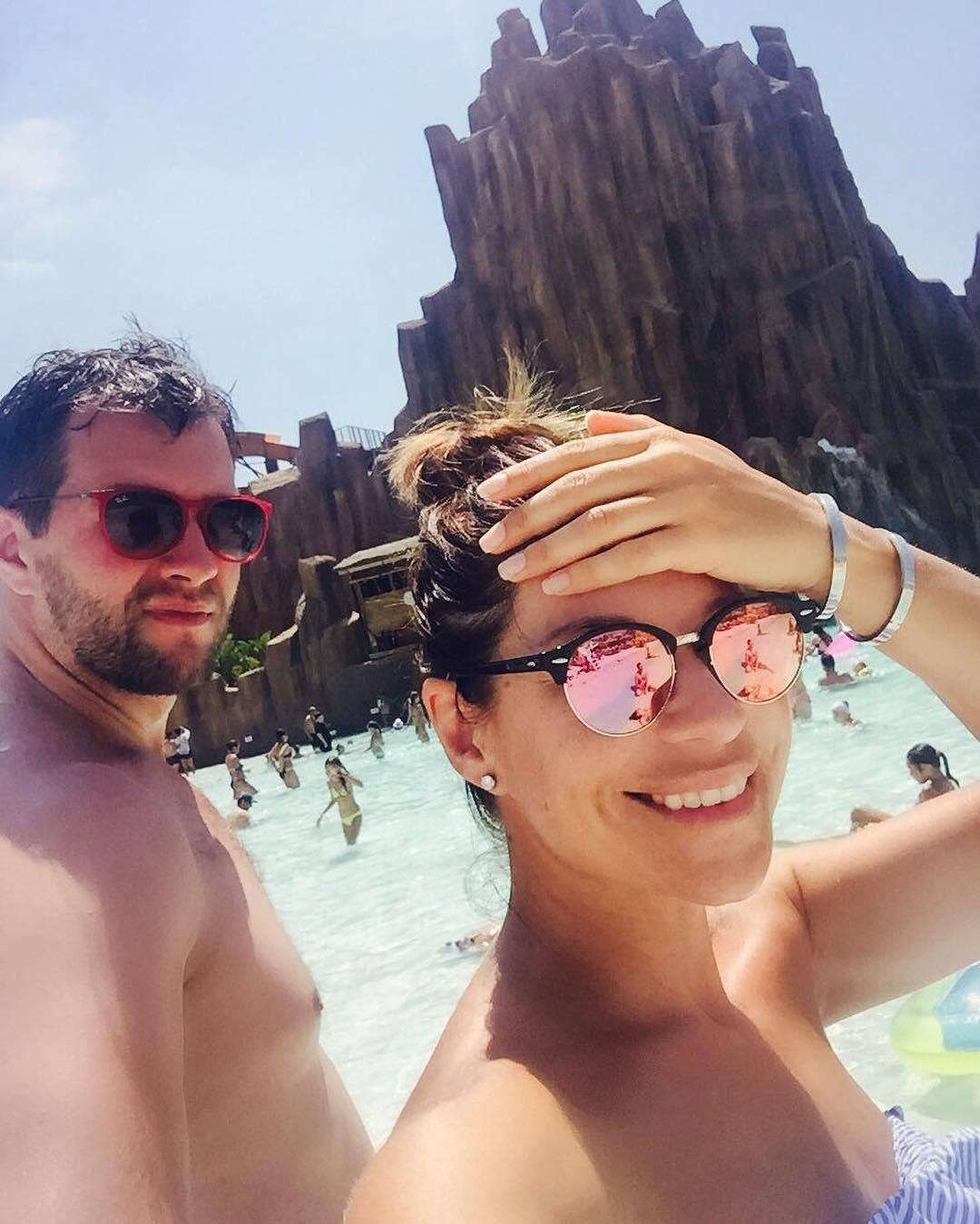 Екатерина Волкова: Отпуск 2017, мы будем скучать. Москва, привет!