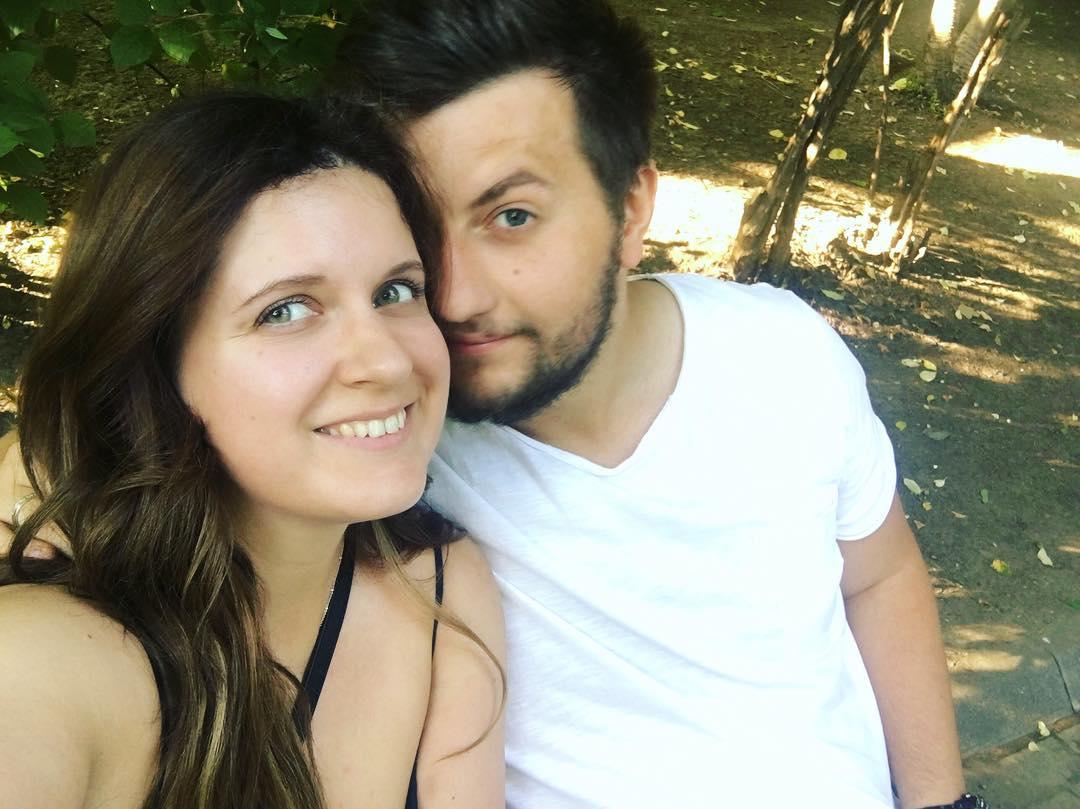 Анастасия Денисова: Давненько тут нас двоих не было  @bogdan_osyka #мужижена #прогулка #выходной #зоопарк #зверушки #анастасияденисова #love #fun #instagood