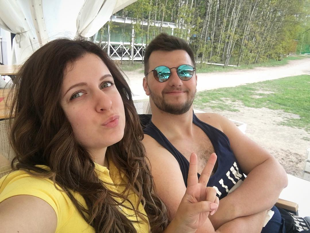 Анастасия Денисова: Не хочется вас огорчать, но сегодня последний тёплый солнечный день перед похолоданием!   Ловите солнышко!@bogdannn2  #weekend #9мая