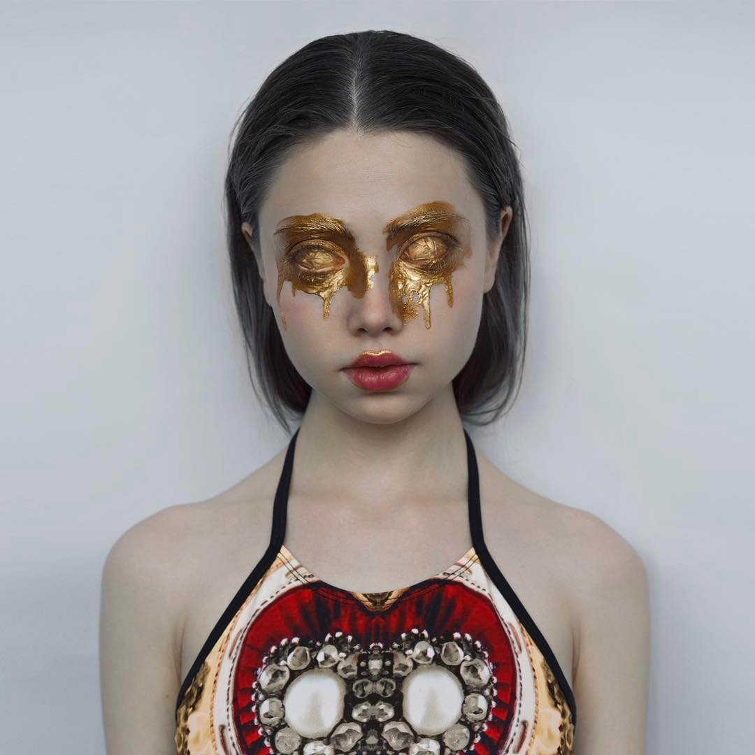 Елена Шейдлина: I am blind... help bring light to my eyes.