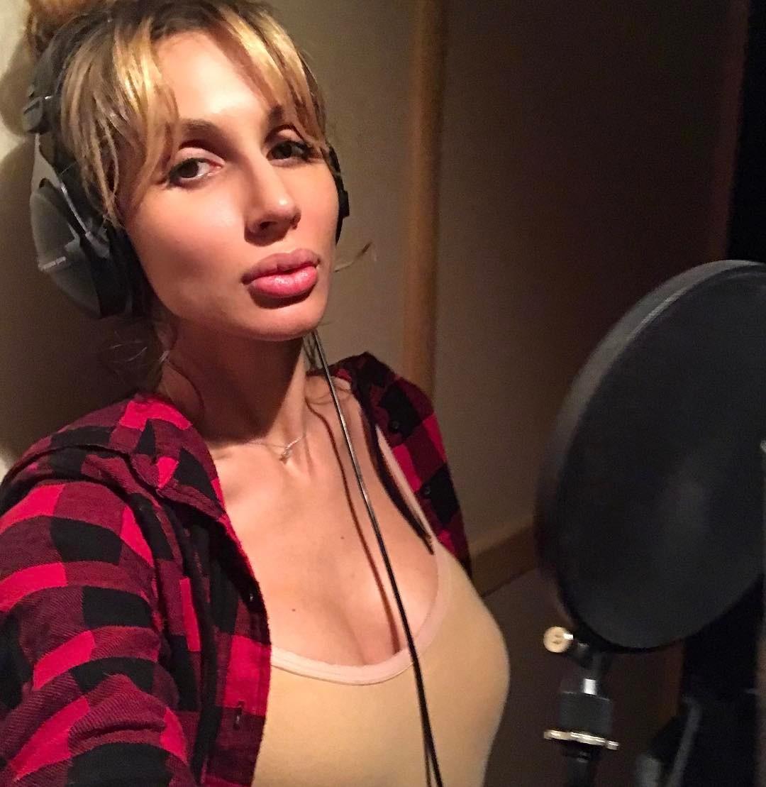 Светлана Лобода: Дозаписываем альбом