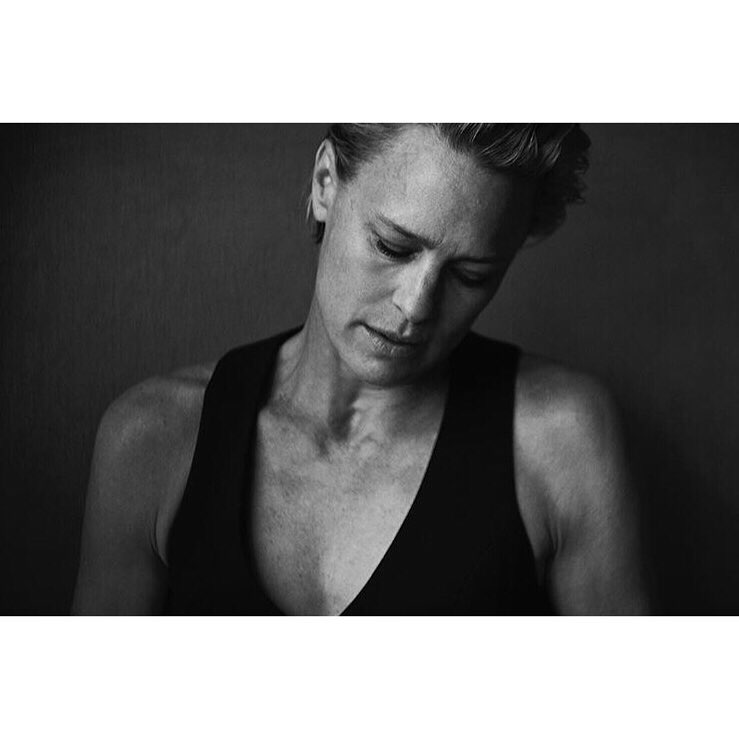 """Кейт Босуорт: Robin Wright, Photographed by Peter Lindbergh for Pirelli 2017. She has long been someone I have admired, from the moment I first saw her in """"The Princess Bride."""" I truly believe she has only gotten more and more beautiful. Peter photograp..."""