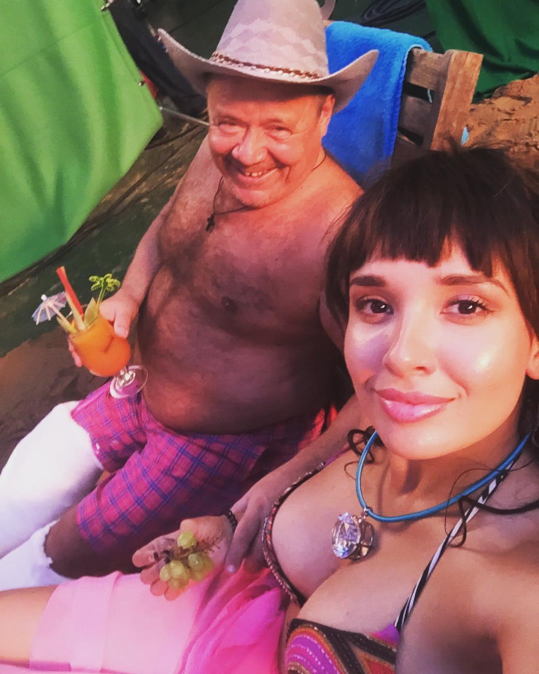 Ольга Дибцева: Снимаем #везучийслучай