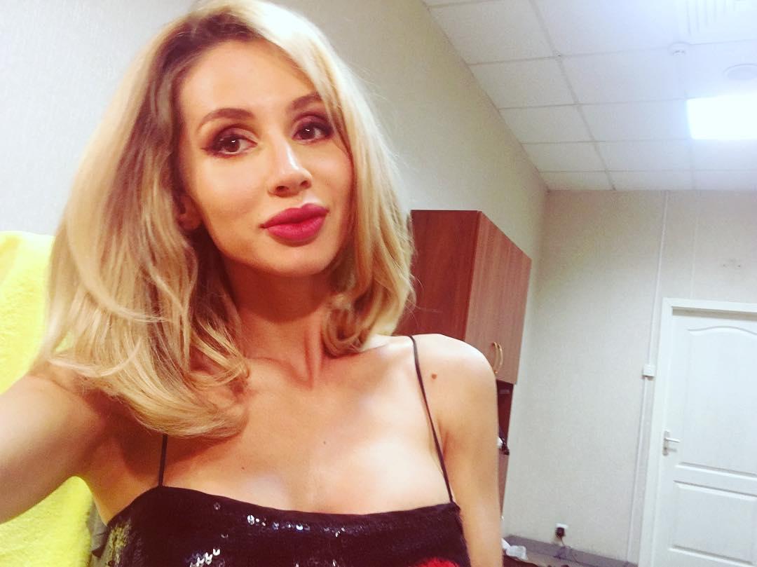 Светлана Лобода: Чернигов, 5 мин и мы на сцене