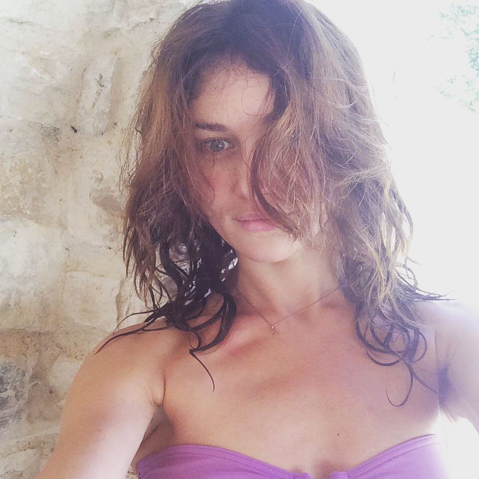 Ольга Куриленко: Au naturel #holidays #vacation #provence #aunaturel