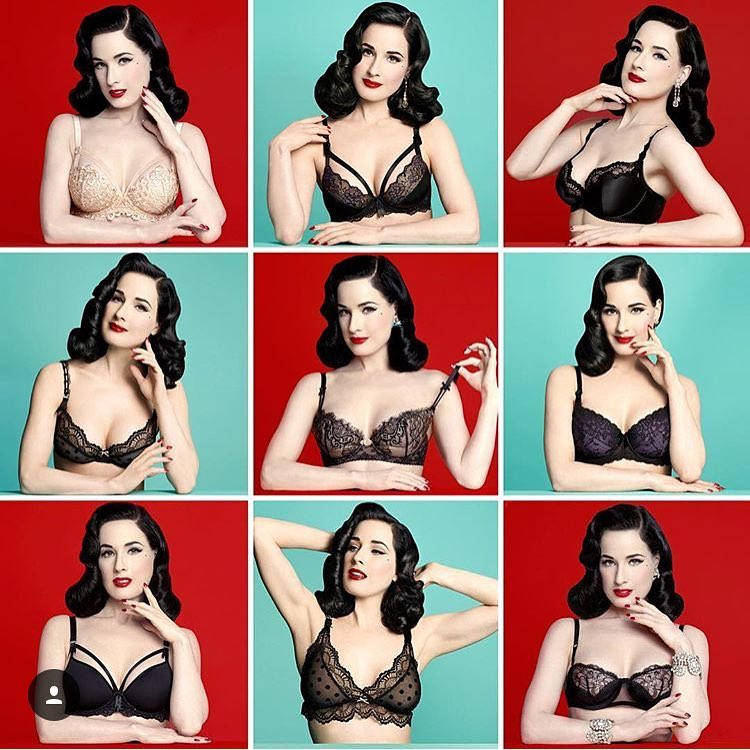 "Дита фон Тиз: #Reglam @sanchezzalba???UNDER THINGS THURSDAY: ""Brevity is the Soul of Lingerie"" - Dorothy Parker. On the occasion of the launch of @ditavonteeselingerie (a new Instagram account dedicated solely to Dita's @ditavonteese exquisite lingerie ..."
