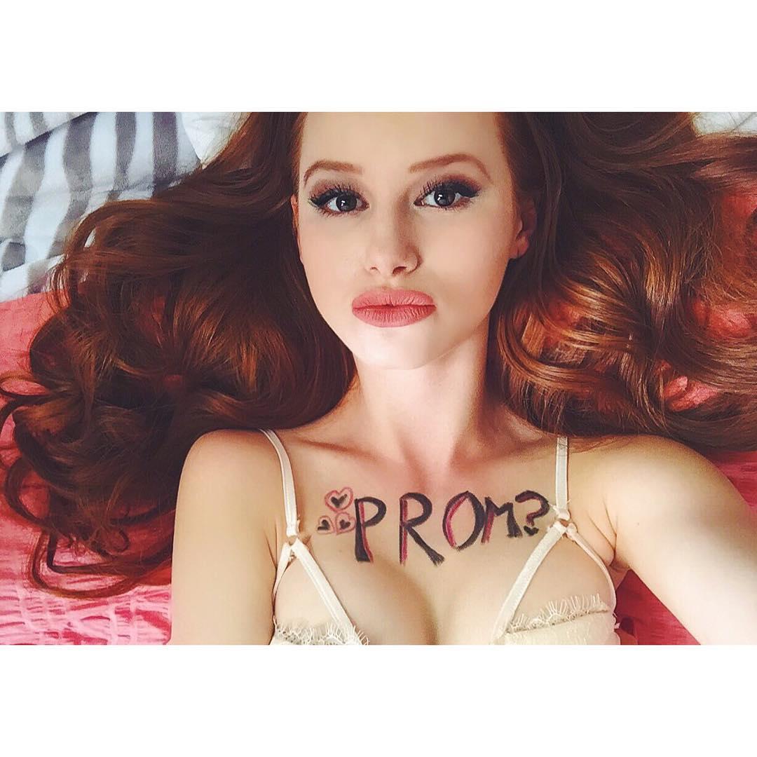 Мэделин Петш: #ftheprom
