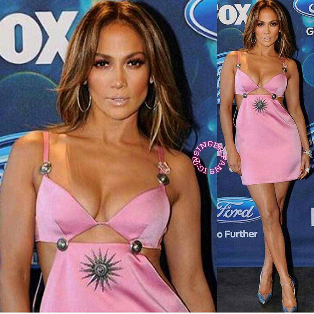 Дженнифер Лопес: Love this dress @faustopuglisi_wow