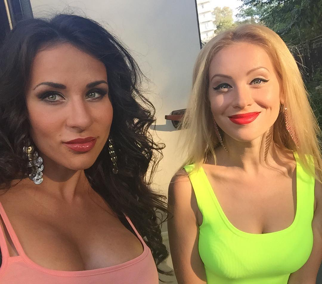 Ирина Темичева: Больше чем друг, ты моя душа @katmadal     счастье еще и работать вместе    #курортныйроман2 #первыйканал