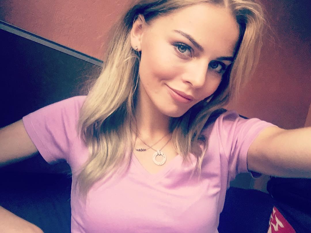 Анастасия Стежко: Воскресные пробы...