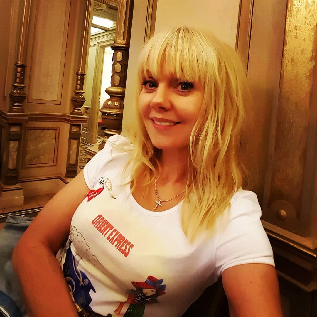 Валерия: В Москве редко завтракаем вне дома, сегодня как раз был тот самый случай.